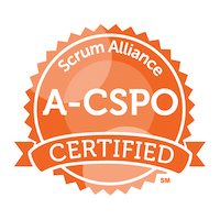 Advanced-CSPO badge