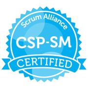 Logo Scrum Alliance CSP-SM