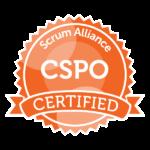 Product Owner Zertifizierung - CSPO® Logo